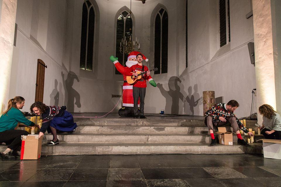 Kerst: geen gezellig feest